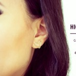 high on CLIP-ON HEART EARRING diy