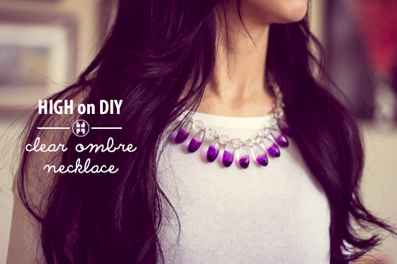 DIY_Ombre_Gradient_Clear_lucite_Jewelry_Necklace1