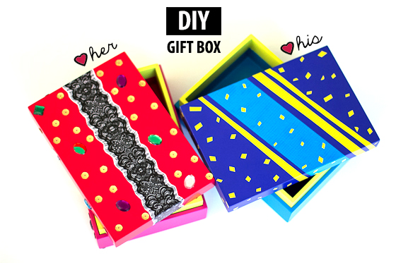 DIY_His_Her_Decorated_Gift_Box