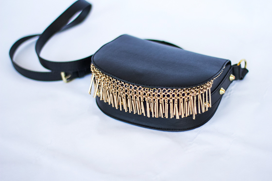 DIY_Gold, Metal_Fringe_Purse_Bag2