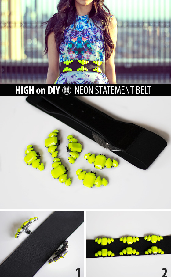 DIY_Neon_Statement_Chunky_Belt_Spring_Summer_2014_steps