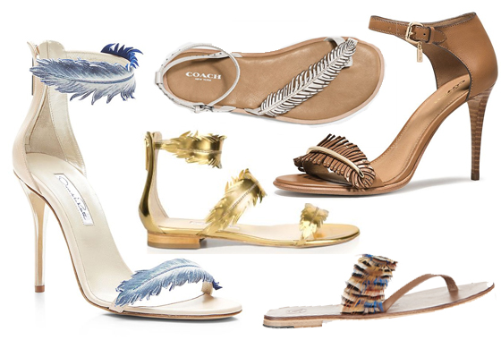 DIY_Feather_Heels_Sandals_inspiration