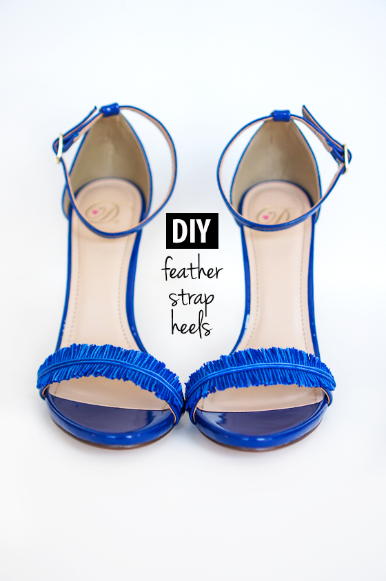 DIY_OscarDeLaRenta_Inspired_Feather_Heels_Sandals_Full